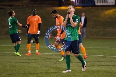 Tulsa Scores Three Against STLFC in Exhibition
