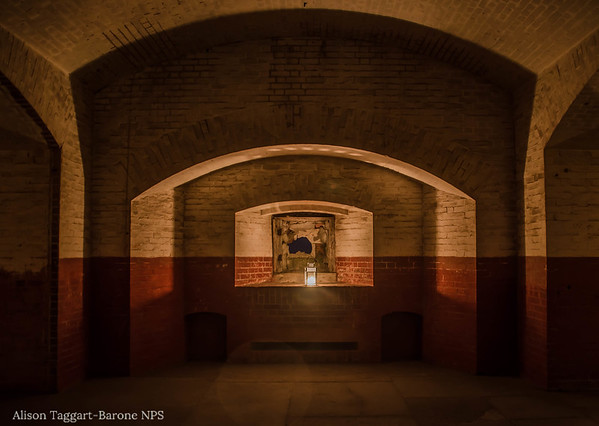 Fort Point candle light tour