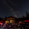 Dark Skies event at Lassen Volcanic Park