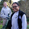 Americorps volunteers