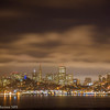 San Francisco from Alcatraz, 2am