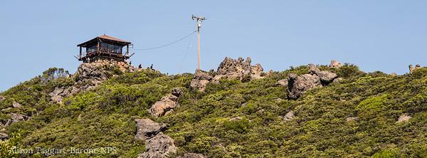 East Peak, Mount Tamalpais