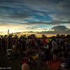 Total solar eclipse. Homestead National Monument. Photo by Alison Taggart-Barone NPS