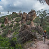 Hiking in Pinnacles National Park. Photo by Alison Taggart-Barone NPS