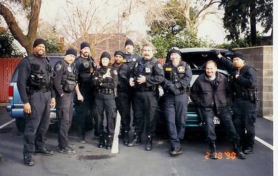 1998 CRIPS team & Karlene