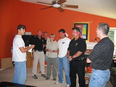 2005-10-13 CINT training