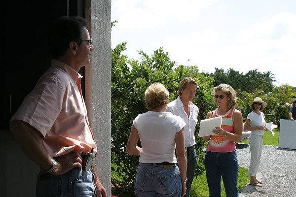 2005 - Small Equine Projects with Carson Kressley