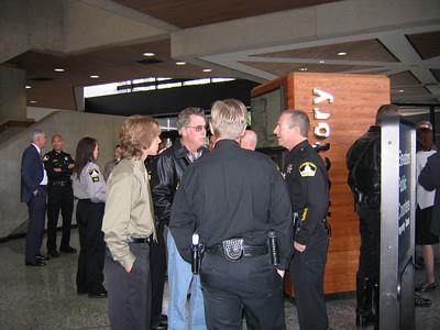 2006-03-30 Karlene's Lt. promotion
