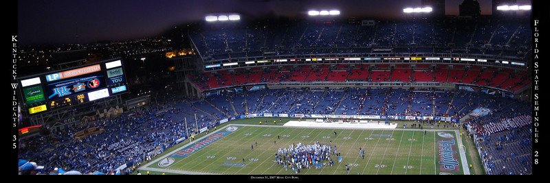 2007 Music City Bowl