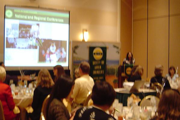 2007 SWE San Diego Banquet & 25th Anniversary