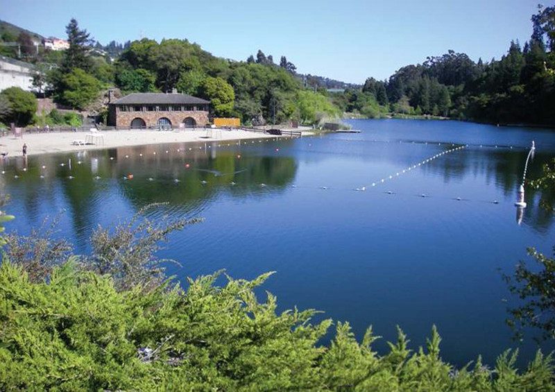 Lake Temescal Recreation Area