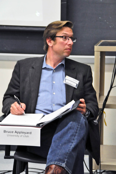 Bruce Appleyard, Univ of Utah