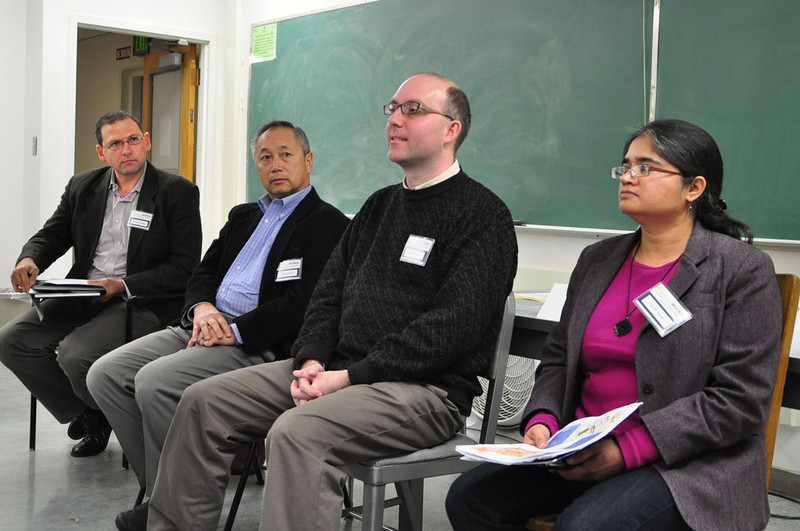 public sector panelists