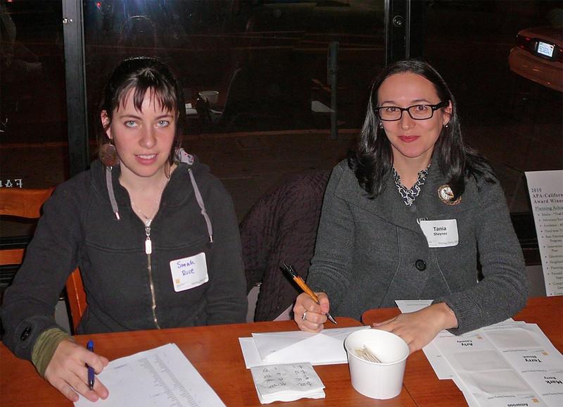 Sarah Rice, Tania Sheyner