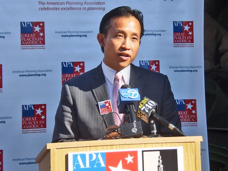 SF Board President David Chiu