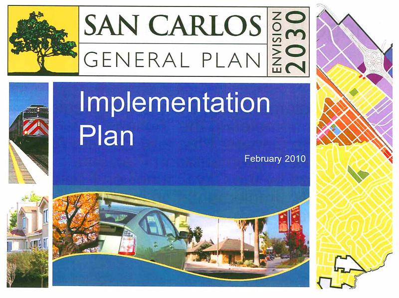 San Carlos Implementation Plan