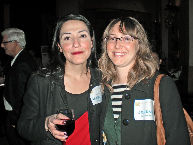 Claudine Asbagh (Berkeley), Jordan Harrison
