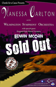 2012 CFAC Concert Poster Artwork Sold Out Version