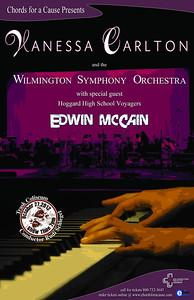 2012 CFAC Concert Poster Artwork