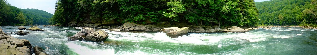 Ohiopyle Trading Post and River Tours stock imagery for Youghiogheny River