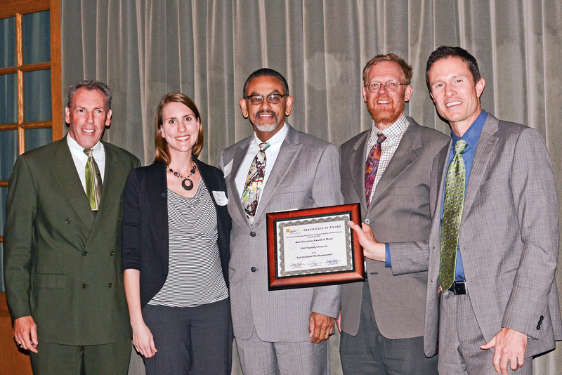 19-EMC, Best Practices Merit Award for Fort Ord Reuse Plan Reassessment. PLEASE IDENTIFY THE PEOPLE