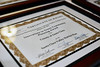 23-Santa Clara Valley Habitat Plan, Certificate of Award to Santa Clara County