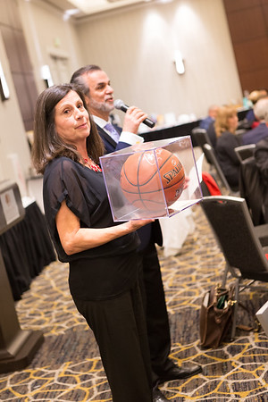 Auction for the Curry autographed Basketball