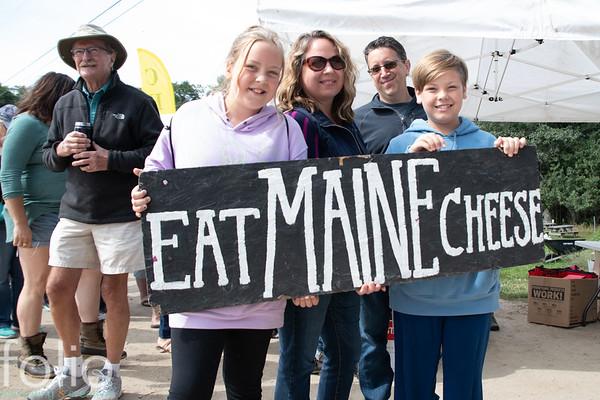 2018 Maine Cheese Festival