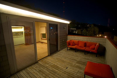 ROOFTOP DECK OFF MASTER BEDROOM