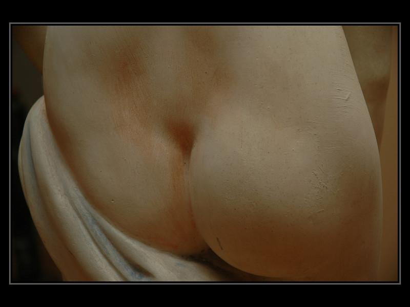 The bum of Venus