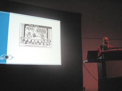 My presentation on Audio Description