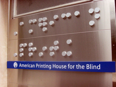 The American Printing House for the Blind