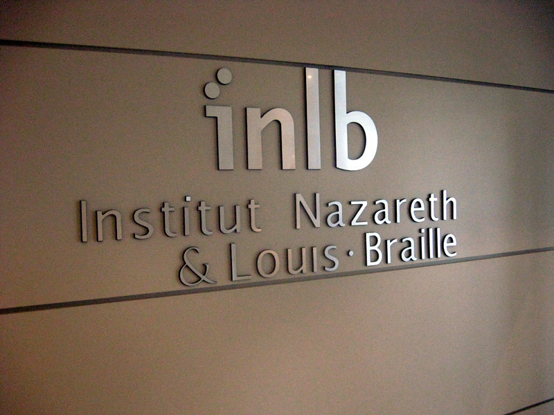 The Institute Nazareth and Louis Braille
