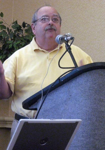 Dr. Barry Cronin.