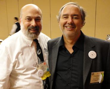 Joel Snyder, Dr. Francisco Lima-Brazil