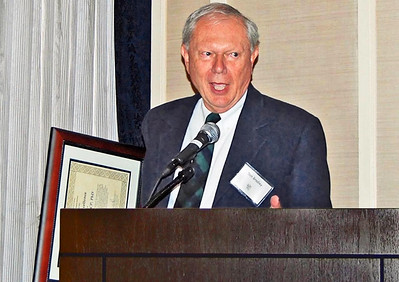 01-Special Recognition of Excellence. Dr. Donald W. Bradley, AICP