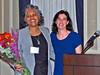 Honored guest: Jeanette Dinwiddie-Moore, FAICP; Darcy Kremin, AICP