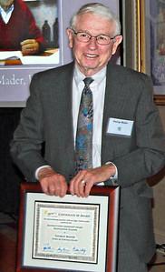 08-Distinguished Leadership Award – Leadership and Service. George G. Mader, FAICP