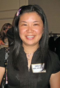Northern News Associate Editor Mika Miyasato