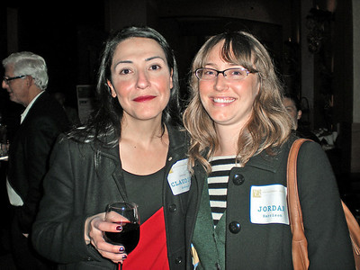 Claudine Asbagh and Jordan Harrison (both City of Berkeley)