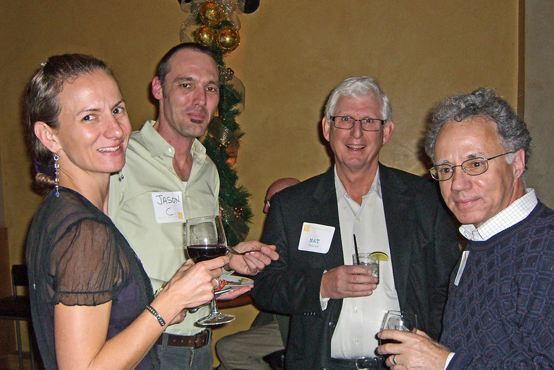 Holly Pearson, AICP (Oakland), Jason Chafin and Nat Taylor (Lamphier-Gregory), Michael Rice, AICP (PBSJ)