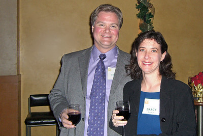 Terry and (Section Director) Darcy Kremin, AICP