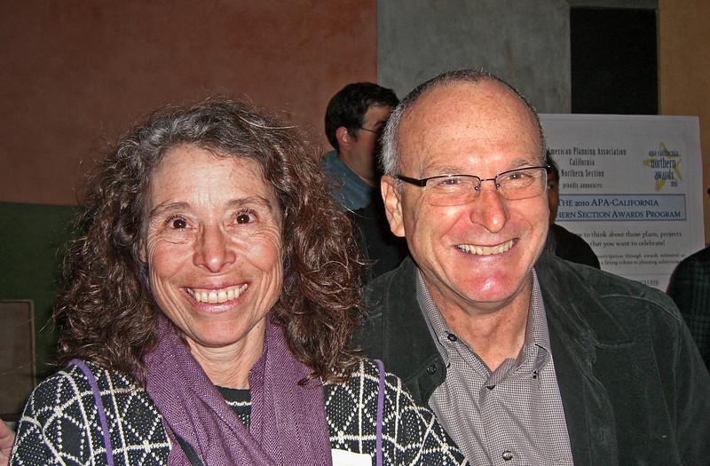 Berkeley's own: Wendy Cosin, AICP, and Dan Marks, AICP