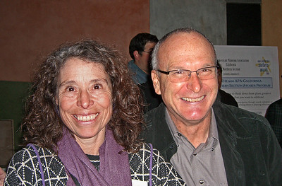 Berkeley's own: Wendy Cosin, AICP, and Dan Marks, AICP