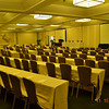 Main Speaker Hall (Imperial Ballroom) ready to begin