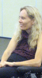 Judith Smith--Artistic Director, AXIS Dance Company, Oakland, CA.