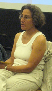 Carla Perlo of Dance Place in Washington, DC discusses the AXIS Dance Company residency in June 2010.