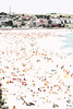 A Day at the Beach - Bondi Beach, Australia | Abstract