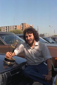 Emmy on Saab
