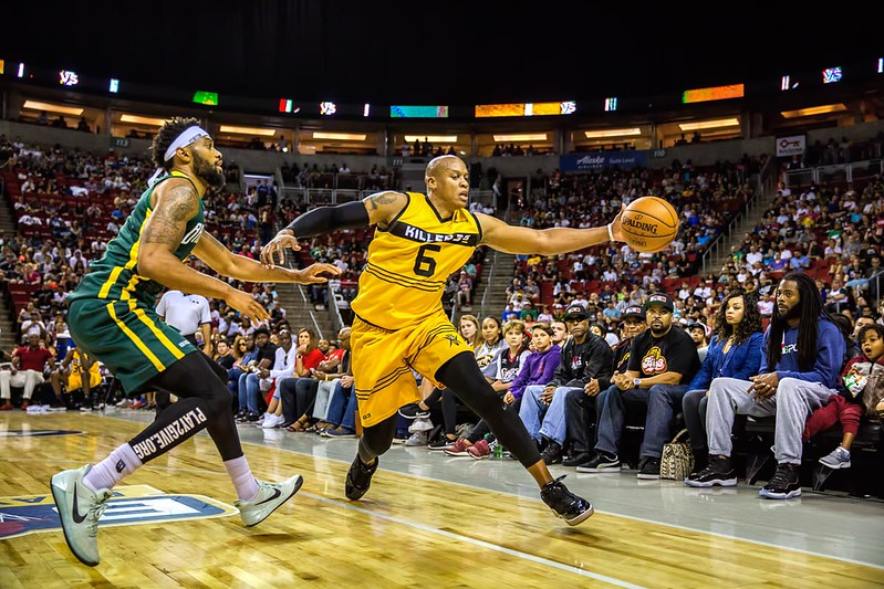 USA - 2017 - BIG3 Playoffs in Seattle